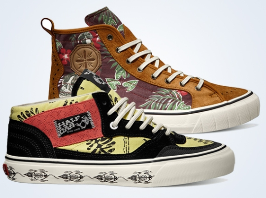 Taka Hayashi x Vault by Vans – Fall 2013 Releases