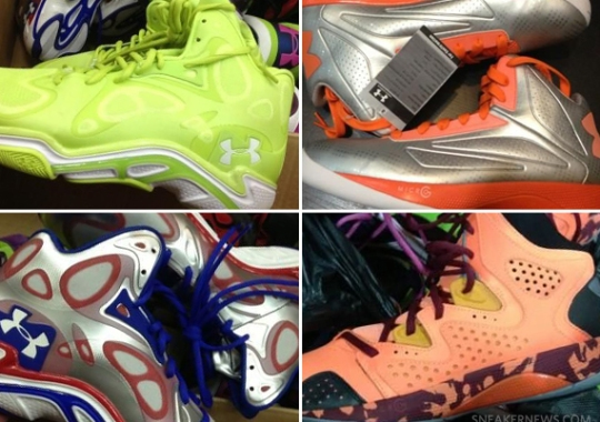 Under Armour Basketball – Upcoming PE Preview