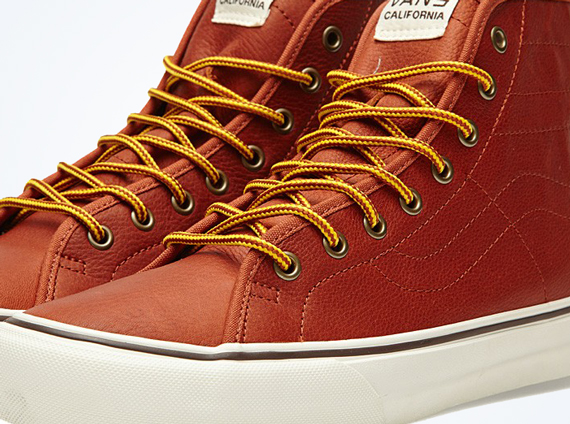 It s that time of year again when the summer months are coming to a close  and Vans starts hitting us with some Fall-ready premium lifestyle models. 74469c6956a3