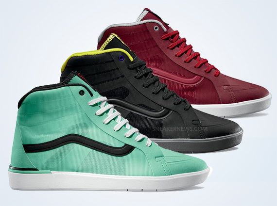 9e56ee6858 The new age Vans LXVI line just dropped off another new silhouette for  folks who are into that category s modern