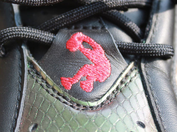 quot Year of the Snakequot Reebok Shaqnosis