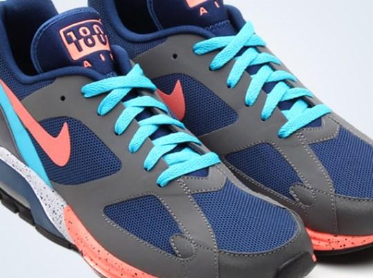 Nike Air Max Terra 180 – Brave Blue – Atomic Pink – Light Graphite Heather