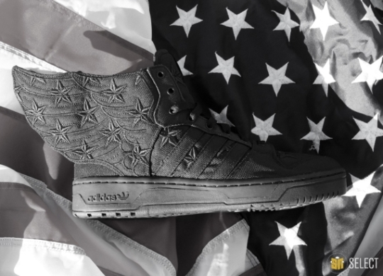 "A$AP Rocky x adidas Originals JS Wings 2.0 ""Black Flag"" – Release Reminder"