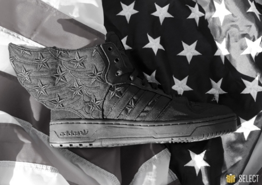 "A$AP Rocky x adidas Originals JS Wings 2.0 ""Black Flag"" – Release Reminder"