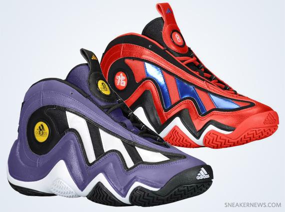 Kobe Bryant (1997) adidas EQT Elevation. adidas Crazy 97 – Available 21440facd47e