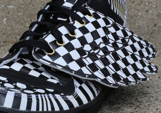 "Jeremy Scott x adidas Originals Wings ""Opart"""