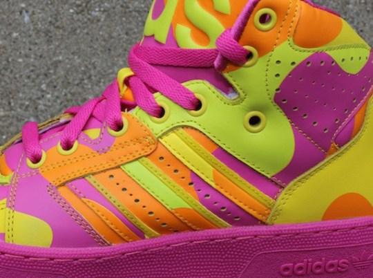"adidas Originals JS Instinct Hi ""Neon Camo"""