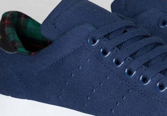adidas Originals Match Play – St Dark Slate – Plaid