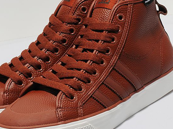 low priced 13a17 4400a adidas Originals Nizza Hi – Basketball Leather