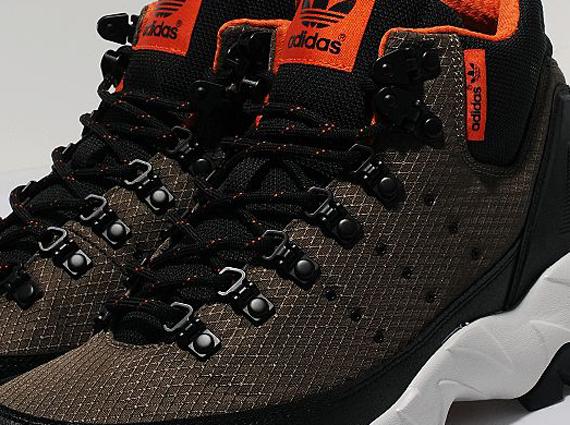 Cúal Afilar Dibujar  adidas Originals Torsion Trail Mid - Gov