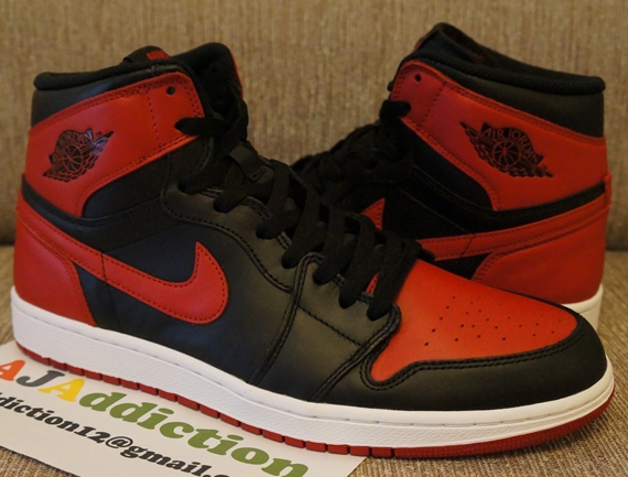 e8725a05c48c Air Jordan 1 Retro High OG quot Bredquot Available Early on eBay durable  modeling