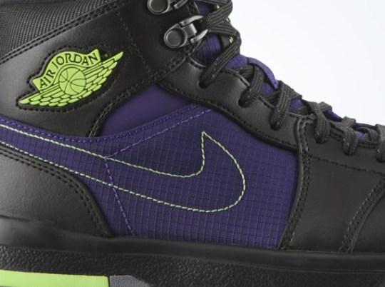 Air Jordan 1 Trek – Court Purple – Club Pink – Black – Flash Lime