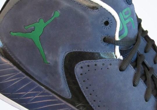 Air Jordan 2012 – Josh Howard Utah Jazz PE