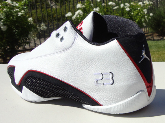 Air Jordan Xxi Low Derek Anderson Houston Rockets Pe