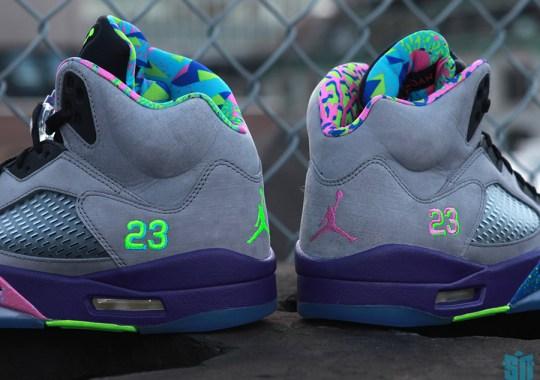 """Air Jordan 5 """"Bel-Air"""" – Beauty Shots"""