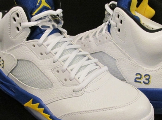 "Air Jordan V ""Laney"" – Available Early on eBay"