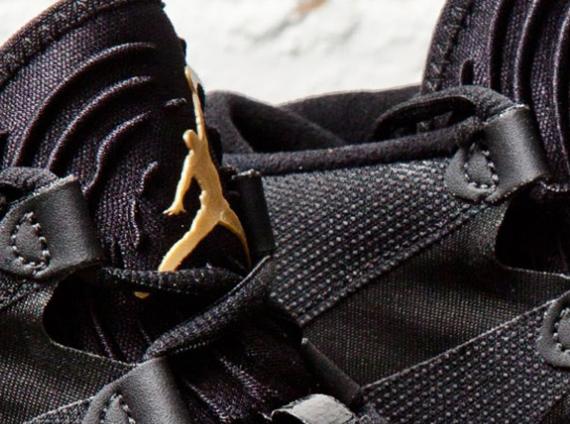 sale retailer 7ba92 fb8ef Air Jordan XX8 SE - Black - Metallic Gold - SneakerNews.com