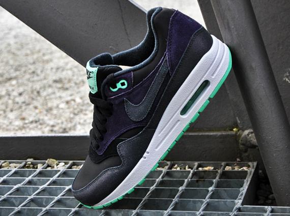 Wmns Nike Air Max 1 Blue Pink Purple White