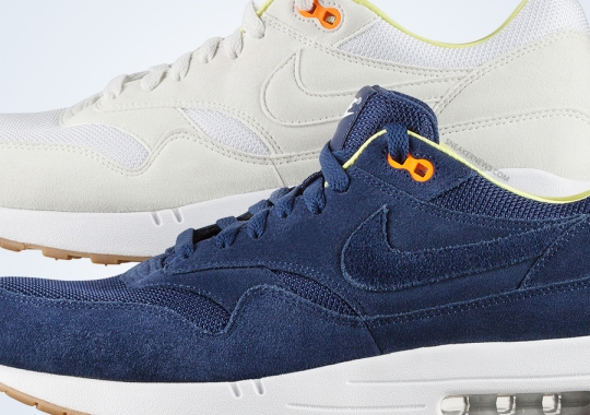 A.P.C. x Nike Air Max 1 – September 2013 Releases