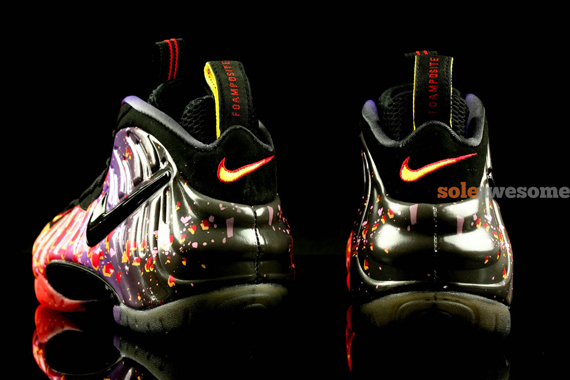 """Asteroid"" Nike Air Foamposite Pro Premium - SneakerNews.com"