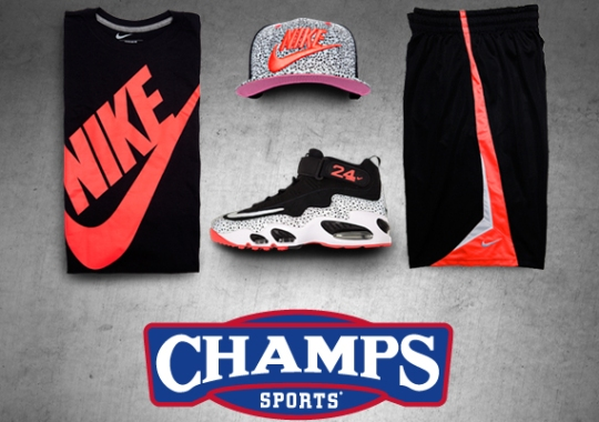 The Game Plan by Champs Sports: NSW Safari Pack