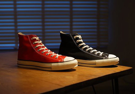 720a62840eda Converse Canvas All Star J Hi + Ox - SneakerNews.com