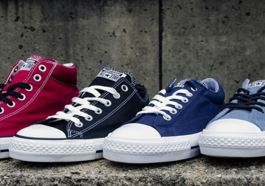 Converse CTS Chuck Taylor All Star – Fall 2013 Releases