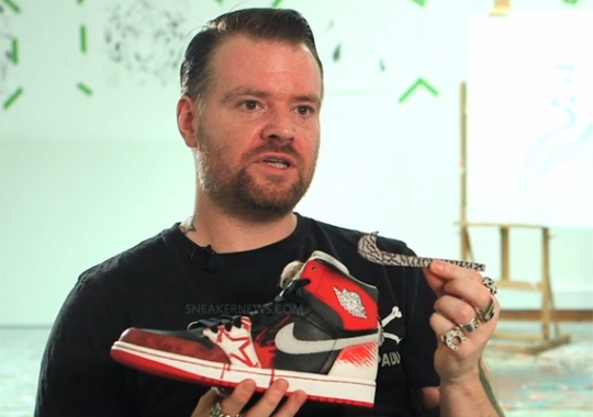 Dave White and Sneakerpedia Talk Jordan Brand Collaboration and More