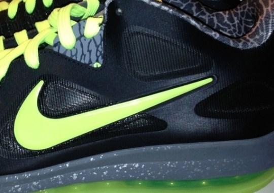 "Nike LeBron 9 Low ""112"" on eBay"