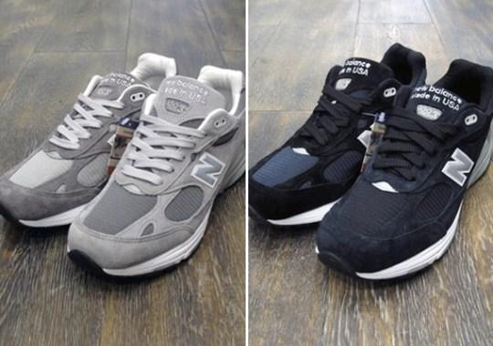 Engineered Garments x New Balance 993