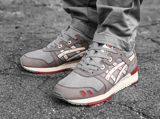 "Highs & Low x Asics ""Brick and Mortar"" – Release Info"