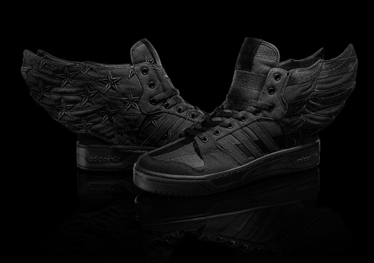 "A$AP Rocky x Jeremy Scott x adidas Originals ""Black Flag"" Pre-Sale"