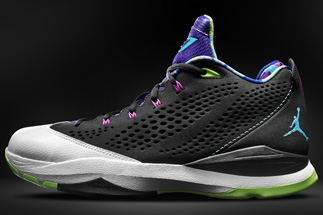 43dbdfca7ea2e Jordan CP3.VII Color  Black Gamma Blue-White-Flash Lime Style Code   616805-015. Release Date  10 09 13. Price   125 More  Jordan CP3.VII