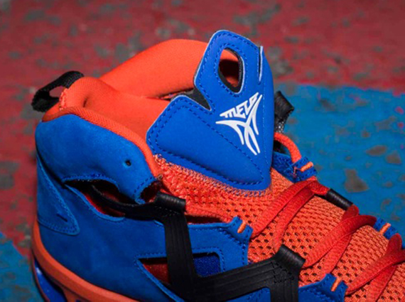 Jordan Melo M9 - Game Royal - Orange - Black - SneakerNews.com 51848b32a8