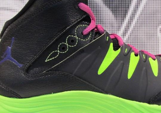 Jordan Prime.Fly – Black – Neon Green – Pink
