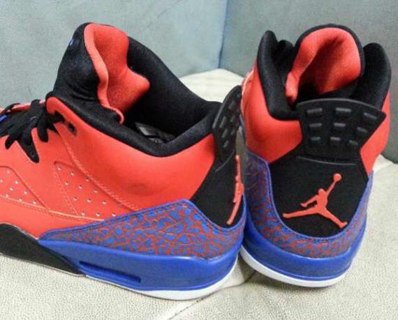 on sale bea18 df3a7 Jordan Son of Mars Low - Orange - Blue - Black - SneakerNews.com