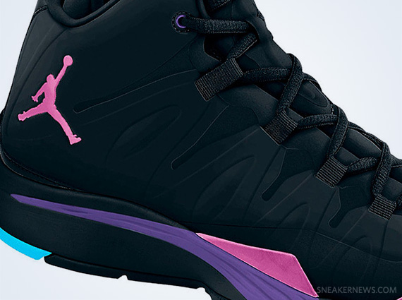 new product 1e597 5f7a9 Jordan Super.Fly 2 – Black – Club Pink – Court Purple – Gamma Blue