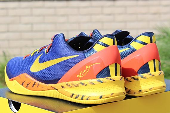 93e956c7adef Nike Kobe 8. Deep Royal Blue Team Orange-Tour Yellow-Midnight Navy  555035-402 09 07 13  150. show comments