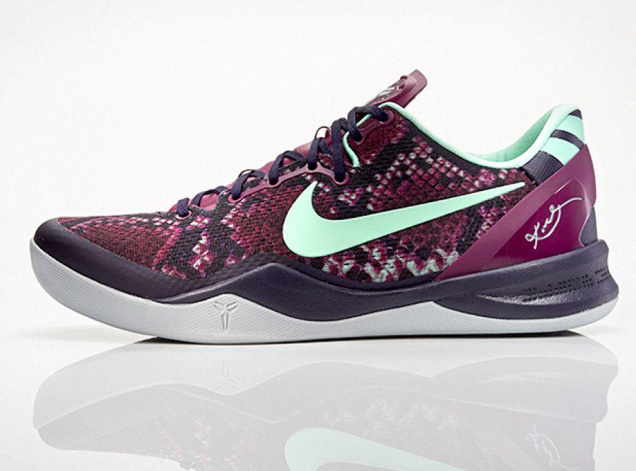 kobe-8-pit-viper-purple-2 jpgKobe 8 Pit Viper On Feet