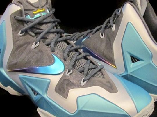 "Nike LeBron 11 ""Gamma Blue"" – Available Early on eBay"