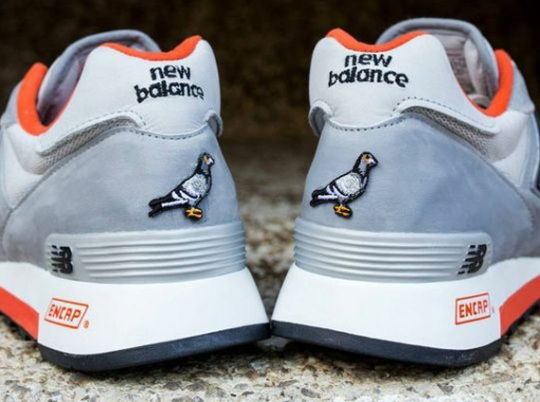 "New Balance 1300 ""Pigeon"" by JP Custom Kicks"