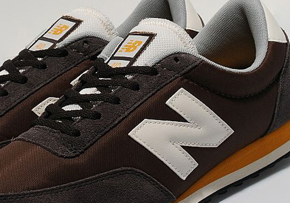 the latest 65acc 6dd86 New Balance 410 - Brown - Yellow - SneakerNews.com