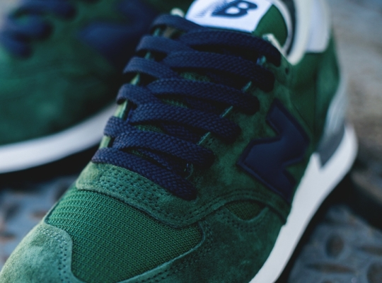 New Balance 990 OG – Green – Blue