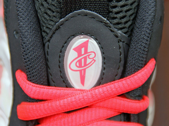 Nike Air Foamposite One Metallic Red DetailsSneaker News