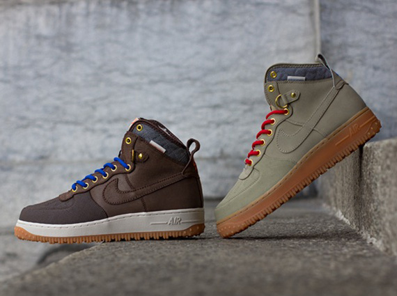 finest selection 80e2a 1f848 Nike Air Force 1 Duckboot – October 2013 Releases