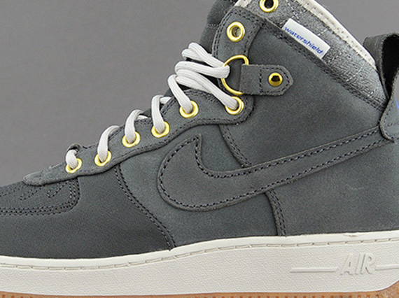 online store b4702 7f038 80%OFF Nike Air Force 1 Duckboot Anthracite Gum