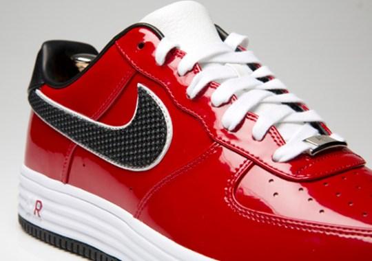 Nike Air Force 1 Bespoke by DJ Clark Kent for Russ Bengtson
