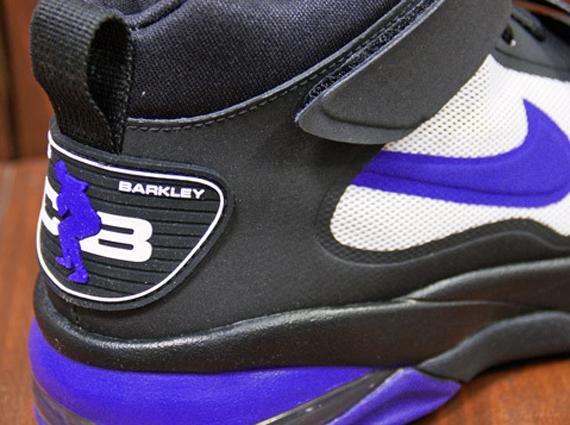 Nike Air Force Max CB 2 HYP Black Concord White