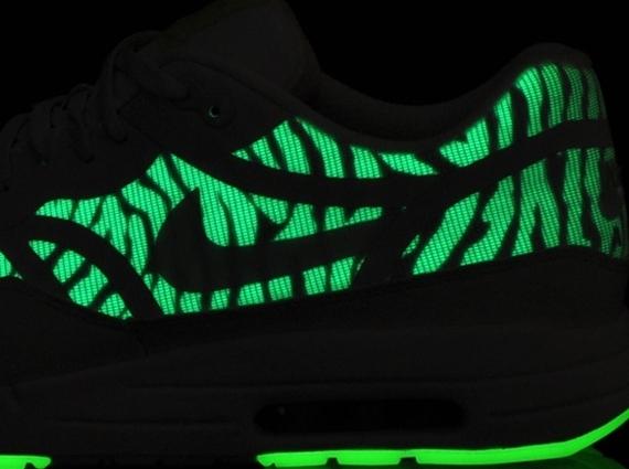 Nike Air Max 1 Premium Tape quot Glow in the Darkquot