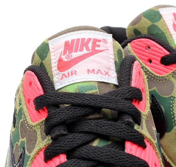 buy online 17c8d ea483 Nike Air Max 90 Premium Color  Black Black-Chlorophyll-Infrared Style Code   333888-025. Advertisement